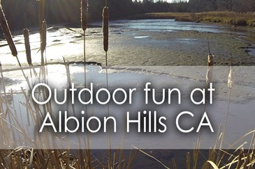 Outdoor Fun at Albion Hills Conservation Area of TRCA - Lets Discover On Travel Blog