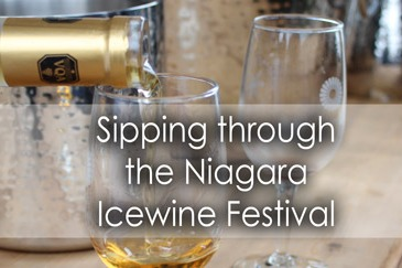 Sipping Through the Niagara Icewine Festival in Niagara on the Lake - Lets Discover ON Travel Blog