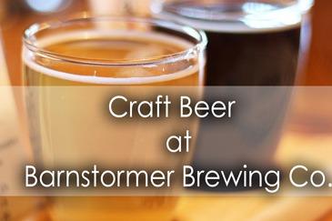 Craft Beer at Barnstormer Brewing in Barrie - Lets Discover ON Travel Blog