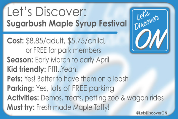 Sugarbush-MapleFest-checklist