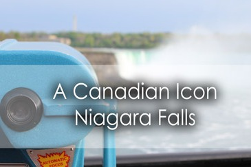 A Canadian Icon - Niagara Falls Ontario - Niagara Parks - Lets Discover ON Travel Blog