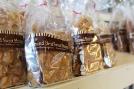 Some treats at Grand Bend Sweet Shoppe