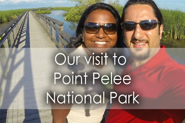 Our visit to Point Pelee National Park in Leamington - Lets Discover ON Travel Blog