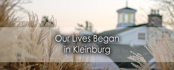 kleinburg-banner