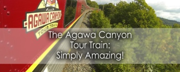 The Agawa Tour Train in Sault Ste Marie - Simply Amazing - Lets Discover ON travel blog
