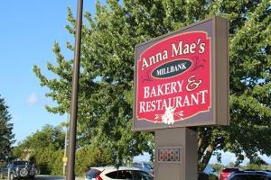 Anna Mae's bakery in Millbank