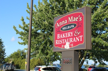Anna Mae's bakery in Millbank