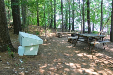 Lets-Discover-ON-Perth-County-backcountry-camping-sites-at-Wildwood-CA-3