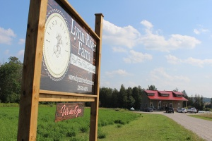 Lets Discover ON our visit to Perth-County and Lynn River Farm where everything is grown organically
