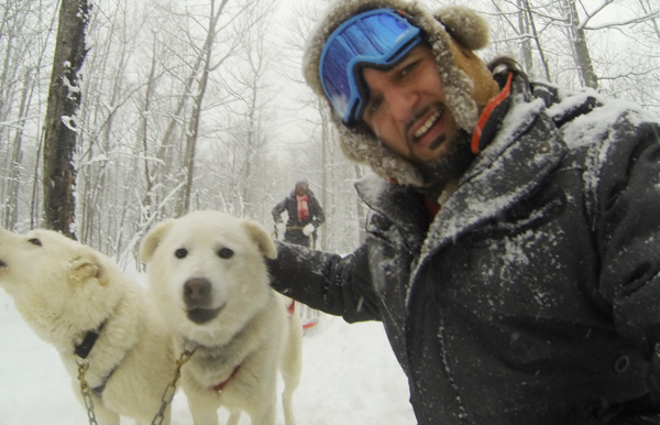 Winter-fun-with-Lets-Discover-ON-dogsledding-Tony-and-dog