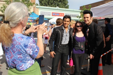 Collingwood-Elvis-Festival--Backstage-pics-with-Elvis tribute artists--Lets-Discover-ON