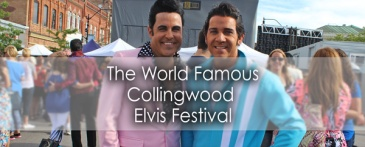 The World Famous Collingwood Elvis Festival by Lets Discover ON Travel Blog