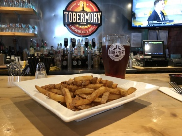 Tobermory-brewing-and-grill---food-and-beer