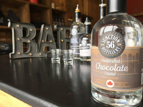Lets-Discover-ON---stratford-chocolate-trail---junction-56-distillery-chocolate-liquer