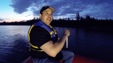 Todd Thomas is a legit ghost hunter!