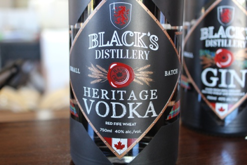 Blacks-Distillery-vodka-and-gin-Lets-Discover-ON