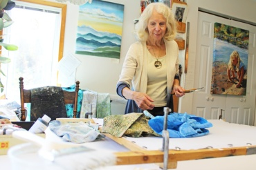 Kawartha-Autumn-Studio-Tour-textile-artist-Lets-Discover-ON