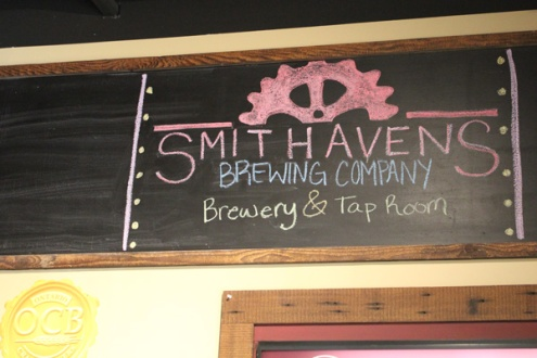 Smithavens-Brewing-sign-Lets-Discover-ON